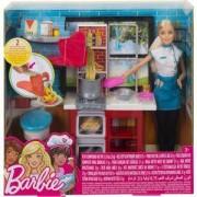 Кукла Барби - Готвач на паста с кухня, Barbie, 1710030