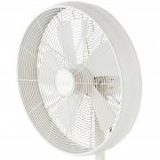 Breeze pedestal fan 153 cm, tripod, white