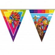 Folat Indianen vlaggenlijn 10 meter