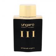 Emanuel Ungaro Ungaro Pour L´Homme III Gold & Bold eau de toilette 100 ml uomo