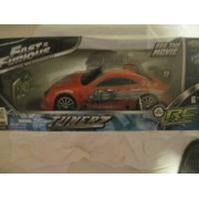 Fast & Furious - Red Tunerz - Radio Control Car & Controller 49 MHZ