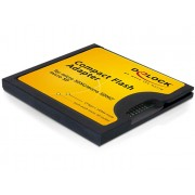 DeLock Compact Flash Adapter for Micro SD Memory Cards 61795