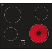 Siemens ET611HE17E - 60 cm Electric Cooktop iQ100 Ceramic