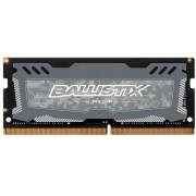 Memorie Laptop Crucial Ballistix Sport LT, DDR4, 1x4GB, 2400 MHz