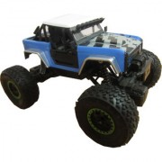 RC Rock Crawler Car 4 WD Shaft Drive High Speed Remote Control Monster Off Road Truck