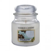 Yankee Candle Shea Butter 411 g unisex