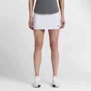 Jupe de tennis NikeCourt Pure 30 cm pour Femme - Blanc