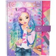 TopModel Speciál ruhatervező könyv