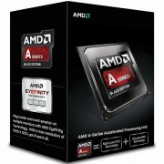 AMD CPU Kaveri A10-Series X4 7870K 3.9/4.1GHz Boost,4MB,95W,FM2, with quiet cooler box, Black Edition, Radeon TM R7 Series