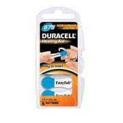 Baterii auditive zinc-aer Duracell DA 675