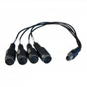 RME MIDI Breakout-Cable para HDSP 9652 + MADI