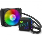 Cooler Procesor SilentiumPC Navis EVO ARGB 120, compatibil Intel/AMD