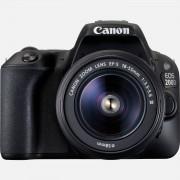 Canon EOS 200D noir + objectif EF-S 18-55mm f/3.5-5.6 III