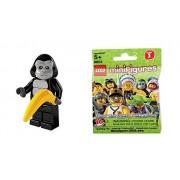Lego (LEGO) Mini Figure Series 3 Gorilla's Costumes (Minifigure Series 3) 8803-12