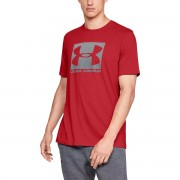 Under Armour Majica Boxed Sportstyle SS Red S