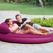 """Intex """"Ultra Daybed Lounge"""" 68881NP felfújható ágy"""