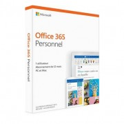 MICROSOFT Office 365 Personel 1 poste PC/MAC 1an