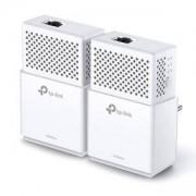 Powerline адаптер TP-Link AV1000 Gigabit TL-PA7010 KIT, 1000Mbps, Gigabit Ethernet порт, бял, TL-PA7010 KIT_VZ