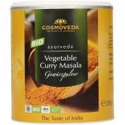 Cosmoveda Bio Vegetable Curry Masala - 250 g