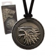 Noble Collection Game of Thrones - Stark - Ketting