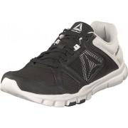 Reebok Yourflex Trainette 10 Mt Black/white, Skor, Sneakers & Sportskor, Löparskor, Grå, Dam, 39