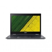 "Лаптоп Acer Aspire Spin 5 (NX.GR7EX.008)(сребрист), четириядрен Kaby Lake R Intel Core i7-8550U 1.8/4.0 GHz, 13.3"" (33.78 cm) Full HD IPS Glare touchscreen Display, (HDMI), 8GB DDR4, 256GB SSD, 1x USB Type-C, Windows 10, 1.60 kg"