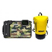 Nikon Coolpix W300 Camouflage Holiday Kit