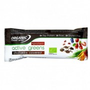 Active greens chocolate protein 70g