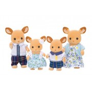 "Epoch Sylvanian Families Sylvanian Family Doll ""Fs 13 Family Of Deer"""