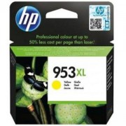 Тонер касета HP 953XL High Yield Yellow Original Ink Cartridge, F6U18AE