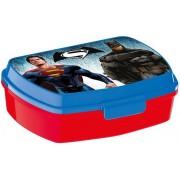 Batman-Superman uzsonnás doboz
