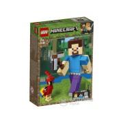 LEGO® Minecraft™ 21148 BigFig Steve s papigom