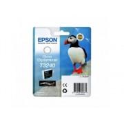 Epson Cartucho de tinta original EPSON, T3240, Puffin 14 ml , Optimizador del brillo, C13T32404010