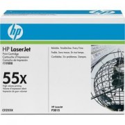 Тонер касета за HP LaserJet Black Print Cartridge - HP LaserJet P3015 (CE255X)
