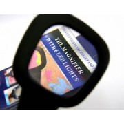 Мощна лупа с диодно осветление и инфрачервен диод за проверка на банкноти TH-600558