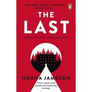 Last. The post-apocalyptic thriller that will keep you up all night, Paperback/Hanna Jameson