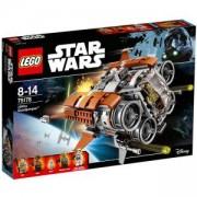 Конструктор Лего Старс Уорс - Jakku Quadjumper - LEGO Star Wars, 75178