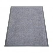Schmutzfangmatte, waschbar LxB 900 x 600 mm grau