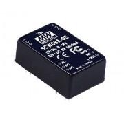 Tápegység Mean Well SCW08B-15 8W/15V/533mA