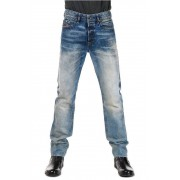 Diesel Jeans BUSTER Destroyed Denim 18 cm taglia 31
