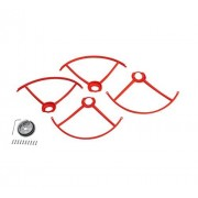 Autel Robotics Propeller Guards for use with X-Star and X-Star Premium Drones, Orange