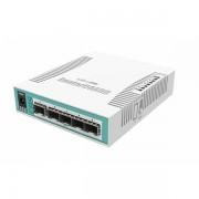 MikroTik Cloud Router Switch 1 Combo Port 5 x SFP cages MIK-CRS106-1C-5S
