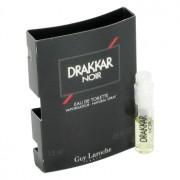Guy Laroche Drakkar Noir Vial (Sample) 0.04 oz / 1.18 mL Men's Fragrance 424614
