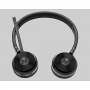 HP UC Wireless Duo Headset, W3K09AA W3K09AA#ABB