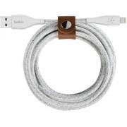DuraTek Plus Lightning / USB-A 3m fehér