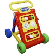 My Angel Steelcraft First Step Baby Activity Walker (Multicolour)