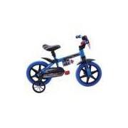 Bicicleta Infantil Aro 12 Cairu Veloz Nathor - Azul