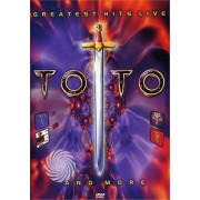 Video Delta TOTO - GREATEST HITS LIVE - DVD