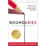 Boundaries Updated and Expanded Edition: When to Say Yes, How to Say No to Take Control of Your Life, Paperback/Henry Cloud