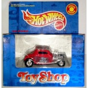 1998 Hot Wheels Toy Shop Exclusive 32 Ford Special Edition Car